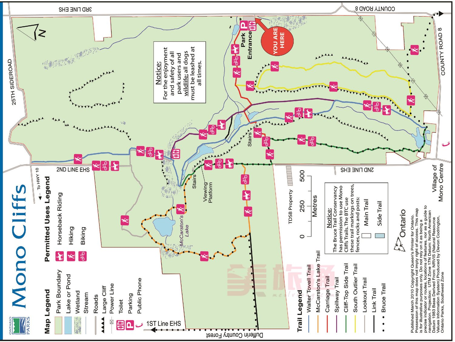 Mono Cliffs park_map.jpg